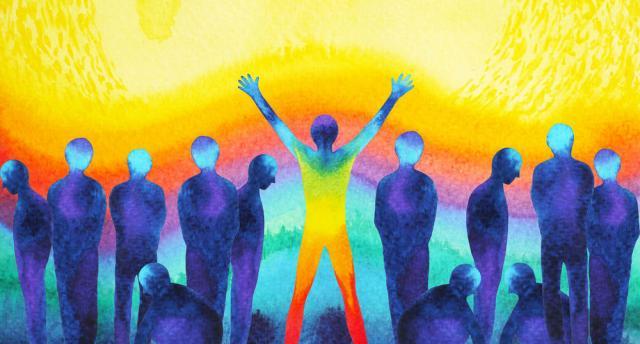 Tần số năng lượng trong mỗi chúng ta: Bí mật hạnh phúc và trường thọ