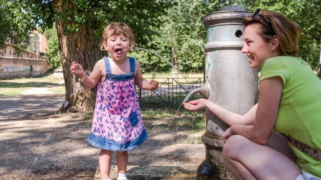 Chuyện về 2500 vòi nước uống miễn phí ở Rome