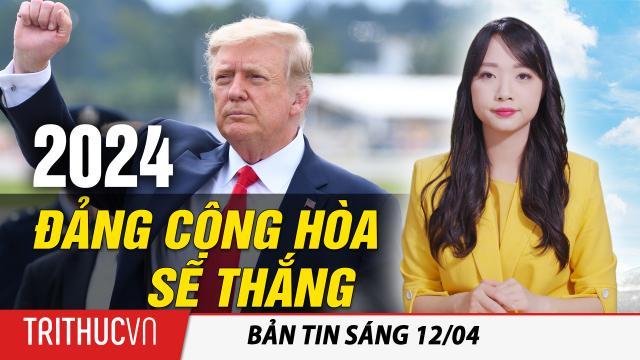 """Tin sáng 12/4: Trump: """"Một đảng viên Cộng Hòa sẽ thắng vào năm 2024!""""; TQ phạt Jack Ma 2,75 tỷ USD"""
