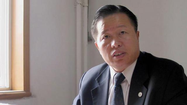 Cao Trí Thịnh: Từ anh nông dân đến vị luật sư hàng đầu Trung Quốc
