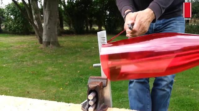 Những cách đơn giản để biến đồ nhựa thành công cụ hữu dụng