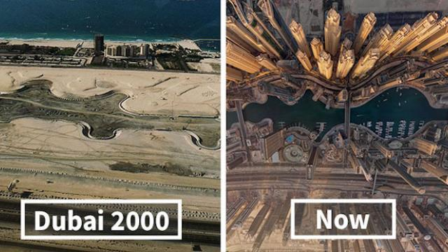 Vì sao Dubai giàu có?