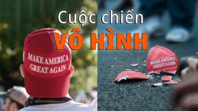 Hệ quả bầu cử Mỹ tiết lộ cuộc chiến giữa Tự do và CNCS