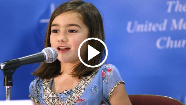 Cô bé 7 tuổi cứu sống hàng triệu trẻ em châu Phi