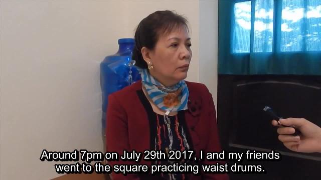 Video nhân chứng Nguyễn Thị Xìu