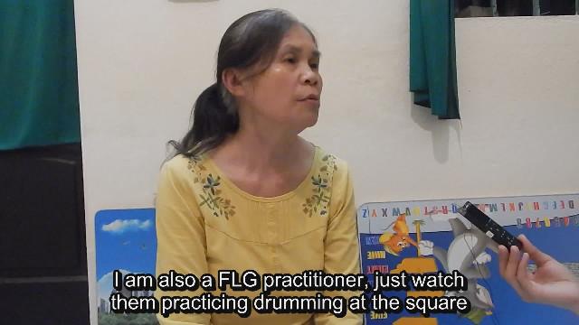 Video nhân chứng Hồ Thị Hòe