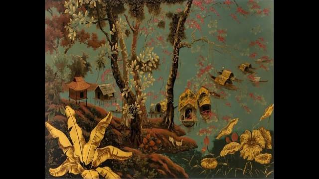 [RADIO] Nghề cổ Đất Việt – Tranh sơn mài – Dấu ấn hội họa truyền thống