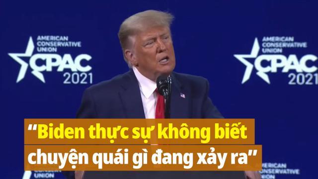 """Ông Trump nói về """"điều kỳ diệu"""