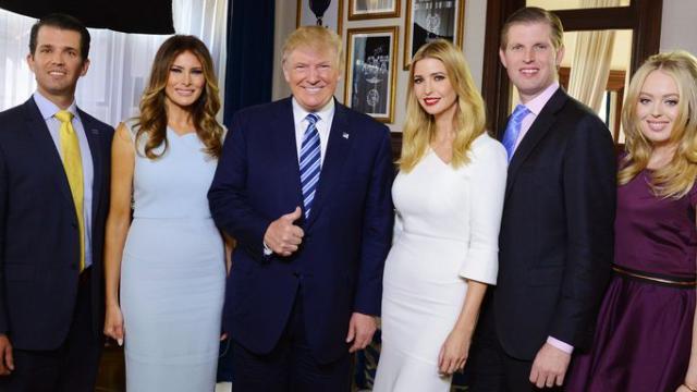 Bí quyết dạy con của Tổng thống Mỹ Donald Trump