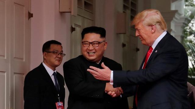 """Bộ phim Donald Trump """"làm riêng"""" cho Kim Jong Un"""