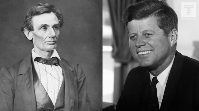 Những điểm trùng hợp kỳ lạ của Lincoln và Kennedy