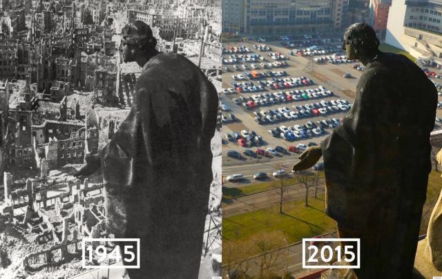 Kiệt quệ sau 2 cuộc thế chiến, vì sao nước Đức vẫn cường đại?