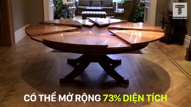 Những chiếc bàn thông minh của tương lai