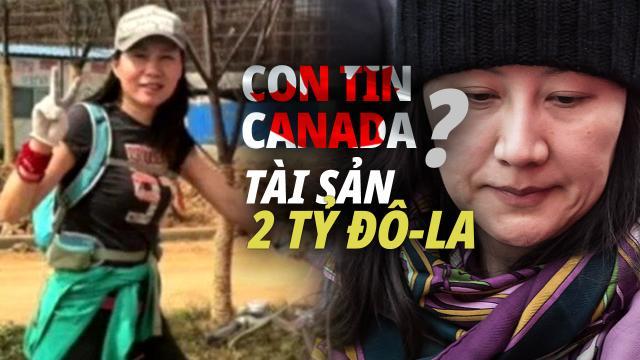 Bắc Kinh kết án 8 năm nữ doanh nhân người Canada gốc Hoa