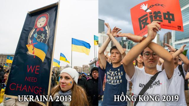 Chiến dịch phản kháng ở Ukraina 2013: Một 'Hồng Kông' với cái kết có hậu