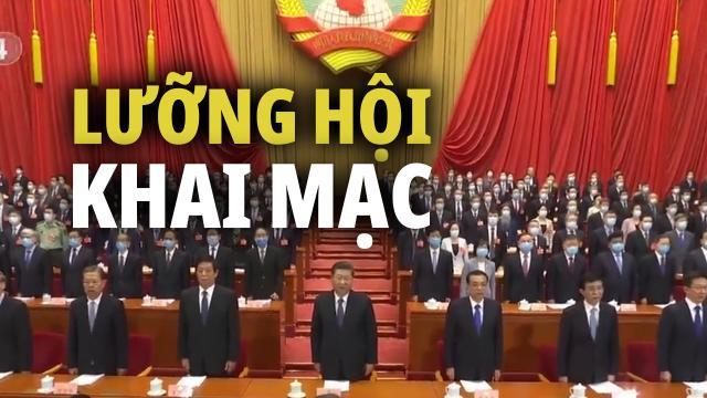 Lưỡng Hội Trung Quốc khai mạc và những thách thức đối với chính quyền ĐCSTQ