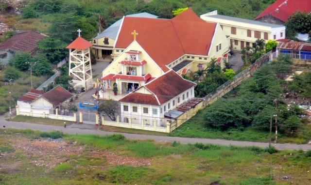 Nhà thờ Thủ Thiêm - Di sản của mất mát