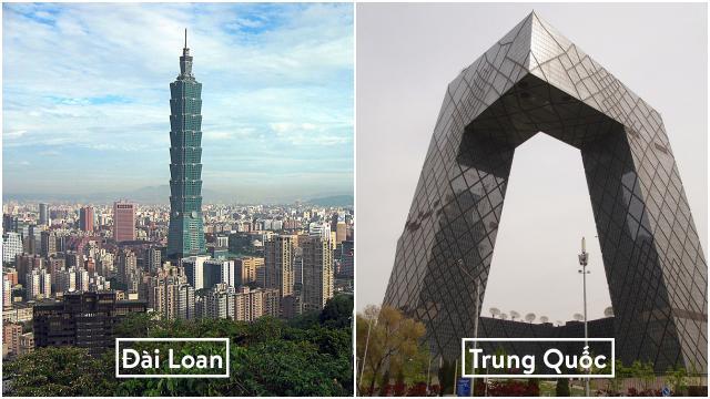 Cùng là người Hoa nhưng Trung Quốc và Đài Loan quá khác biệt