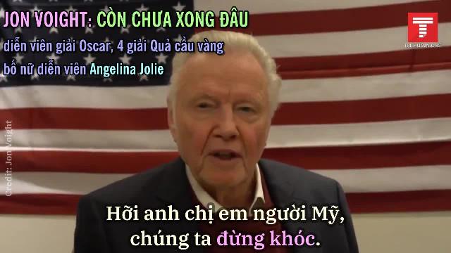 JON VOIGHT: CÒN CHƯA XONG ĐÂU