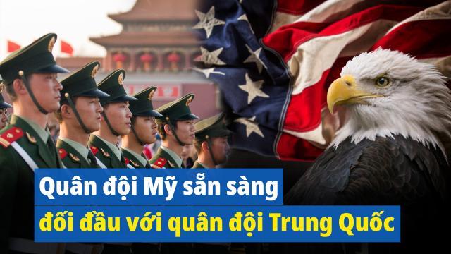 Quân đội Mỹ chuẩn bị cho khả năng xung đột toàn cầu trên đất liền với TQ