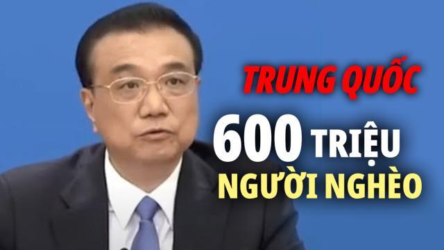 Lưỡng Hội bế mạc. 600 triệu người Trung Quốc vẫn nghèo