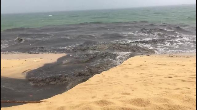 Nước thải ở Phú Quốc