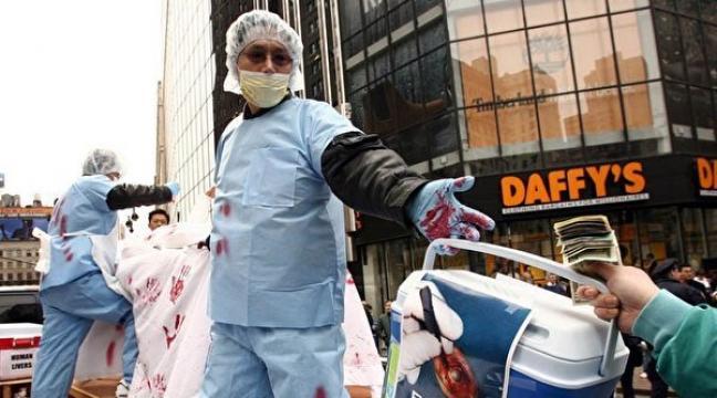 Ở Israel, đến Trung Quốc ghép tạng là 1 tội hình sự