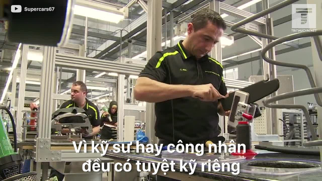 Vì sao hoạt động sản xuất chế tạo của nước Đức hùng mạnh?