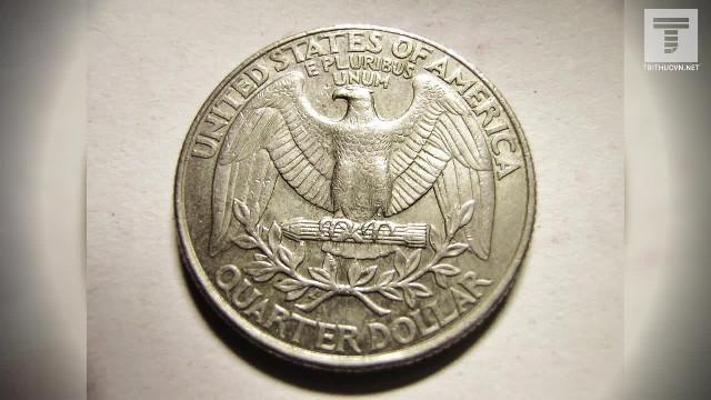 3 giá trị cốt lõi làm nên nước Mỹ được in trọn trên các đồng xu