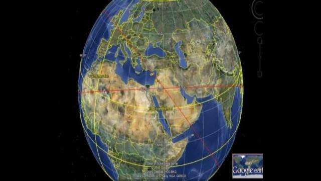 [RADIO] Google Earth_ Nhiều công trình cổ đại nổi tiếng trên Trái Đất đều nằm tre