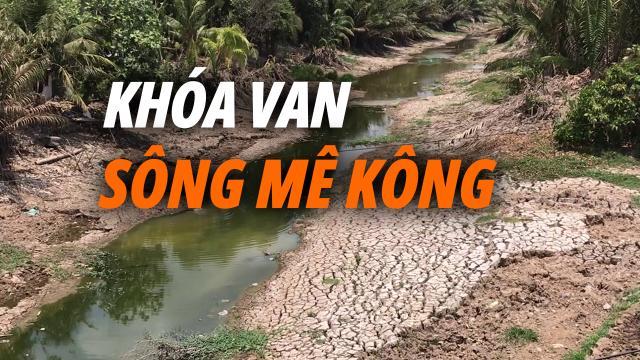 Trung Quốc kiểm soát hạn hán và lũ lụt sông Mekong bằng đập ở thượng nguồn. Kết quả nghiên cứu.