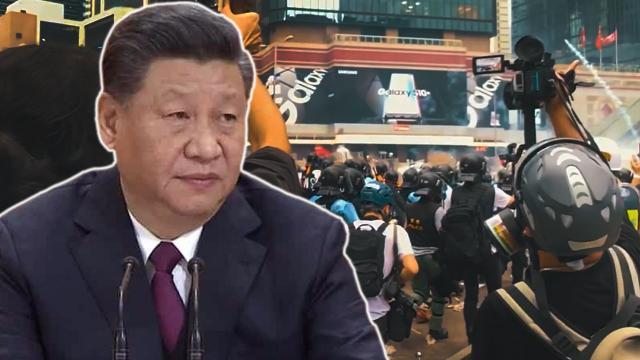 Hồng Kông: Chiến thuật biểu tình mới và 2 điều ĐCSTQ lo sợ đều đã tới
