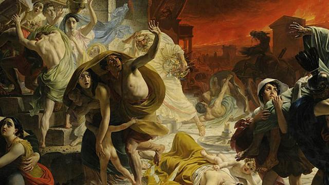 Điều gì đã khiến 'kinh thành tửu sắc' Pompeii bị diệt vong chỉ trong 1 ngày?