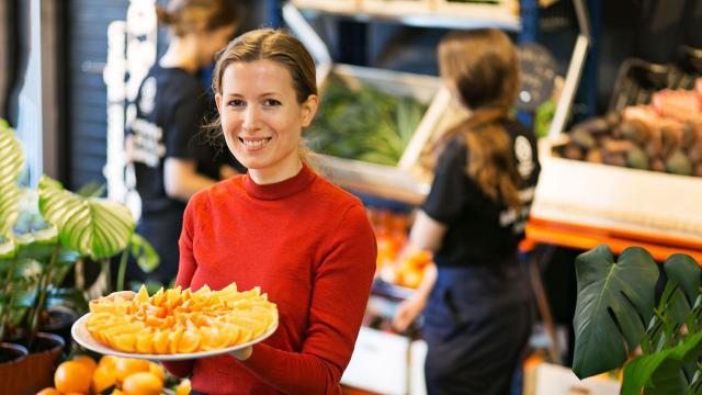 Sáng kiến: Cửa hàng bán thực phẩm hết hạn sử dụng ở Đan Mạch