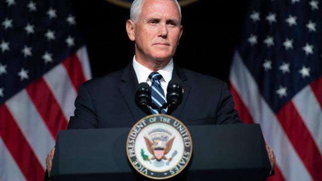 Phó Tổng thống Mỹ: Trung Quốc không muốn Trump làm Tổng thống