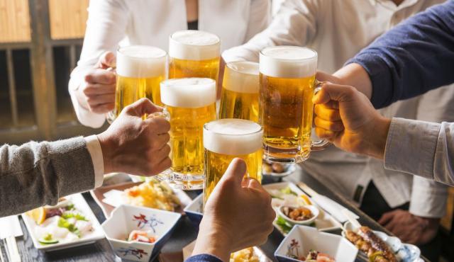 Hơn 3 triệu người tử vong do rượu năm 2016