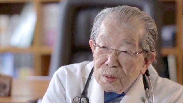 7 lời khuyên sức khỏe khác thường của vị bác sĩ 105 tuổi người Nhật