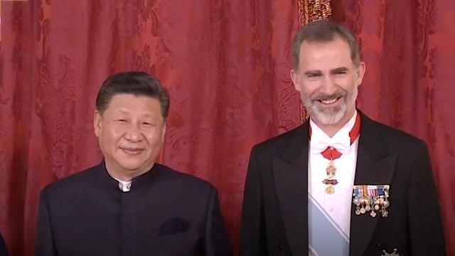 COVID-19: Mối quan hệ mật thiết giữa Tây Ban Nha và ĐCSTQ