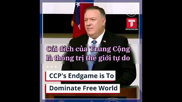 """Bộ Ngoại giao Hoa Kỳ cảnh báo """"mối đe dọa thực sự"""" từ ĐCSTQ"""