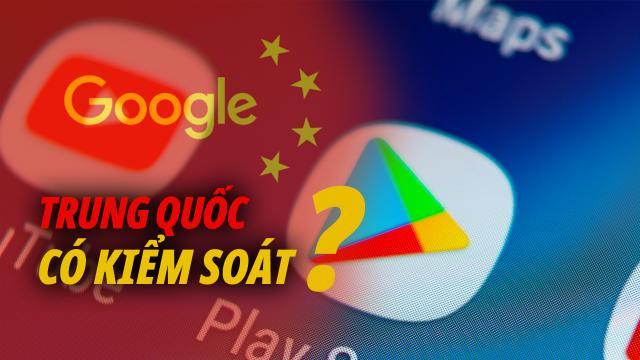 Truyền thông Ấn Độ: Trung Quốc kiểm soát Google?
