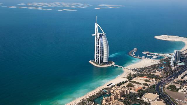 Dubai giàu có như thế nào