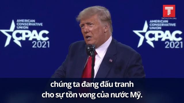 TT Trump nói về tính liêm chính trong bầu cử và tương lai của Đảng Cộng Hòa