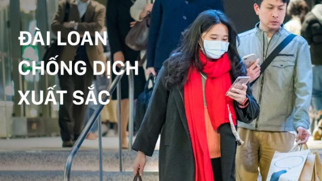 Đài Loan chống dịch xuất sắc nhờ… không tin ĐCSTQ
