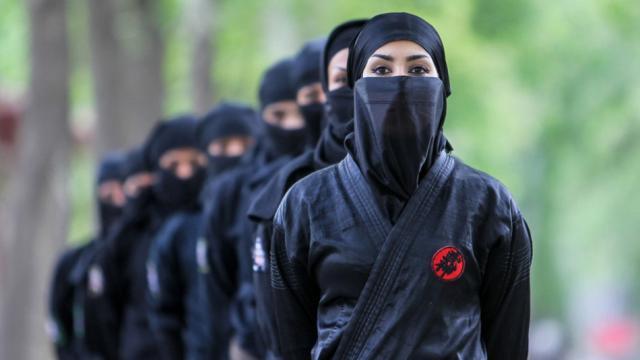 Giai thoại có thật về những nữ ninja Nhật Bản