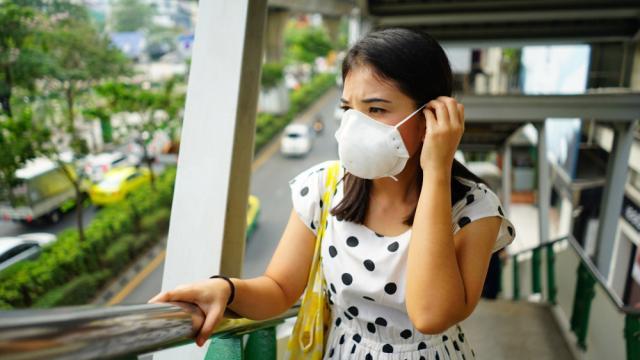 6 điều nên làm khi không khí bị ô nhiễm
