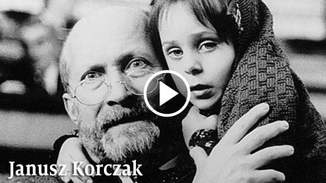 Janusz Korczak: Người đã chọn vào phòng hơi ngạt cùng 192 trẻ em